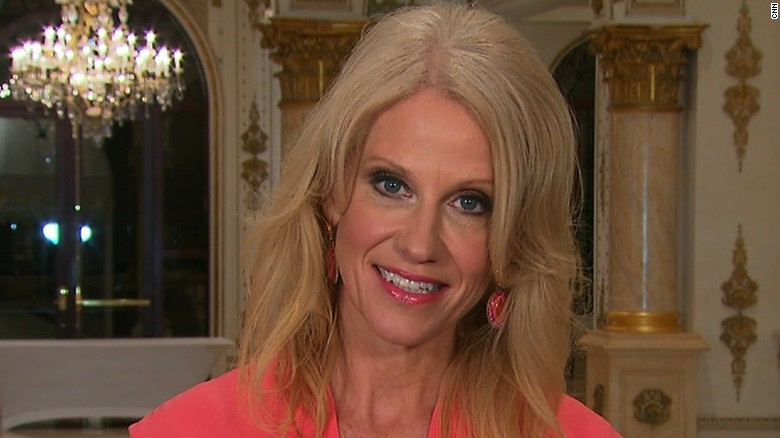 Conway: Sanctions may be attempt to hurt Trump