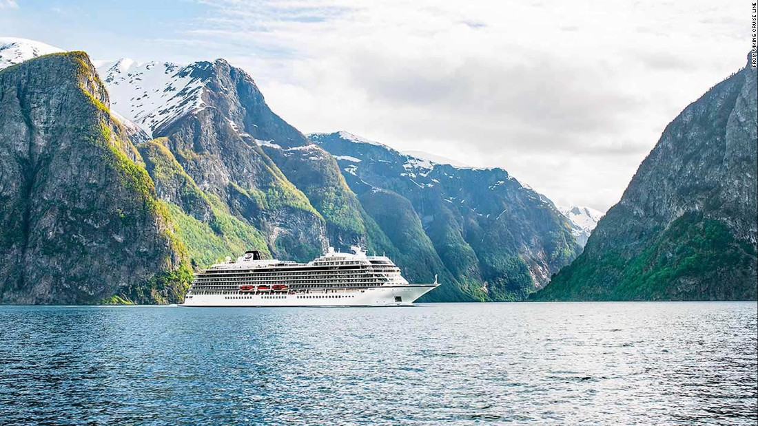 Viking cruise line is planning to launch two new 930-guest ships -- Viking Sky and Viking Sun -- in 2017.