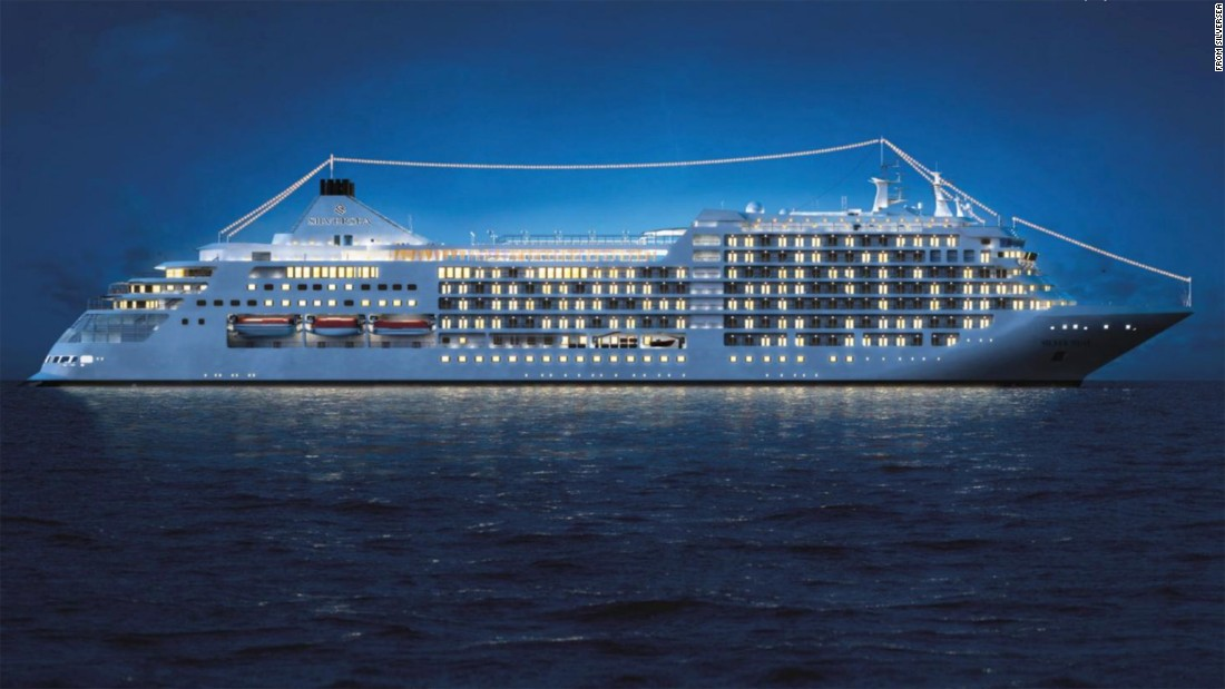 For its ninth ship, Silversea Cruises ups the ante in luxury cruising with its newest and largest vessel, the Silver Muse, set to launch in the spring of 2017.
