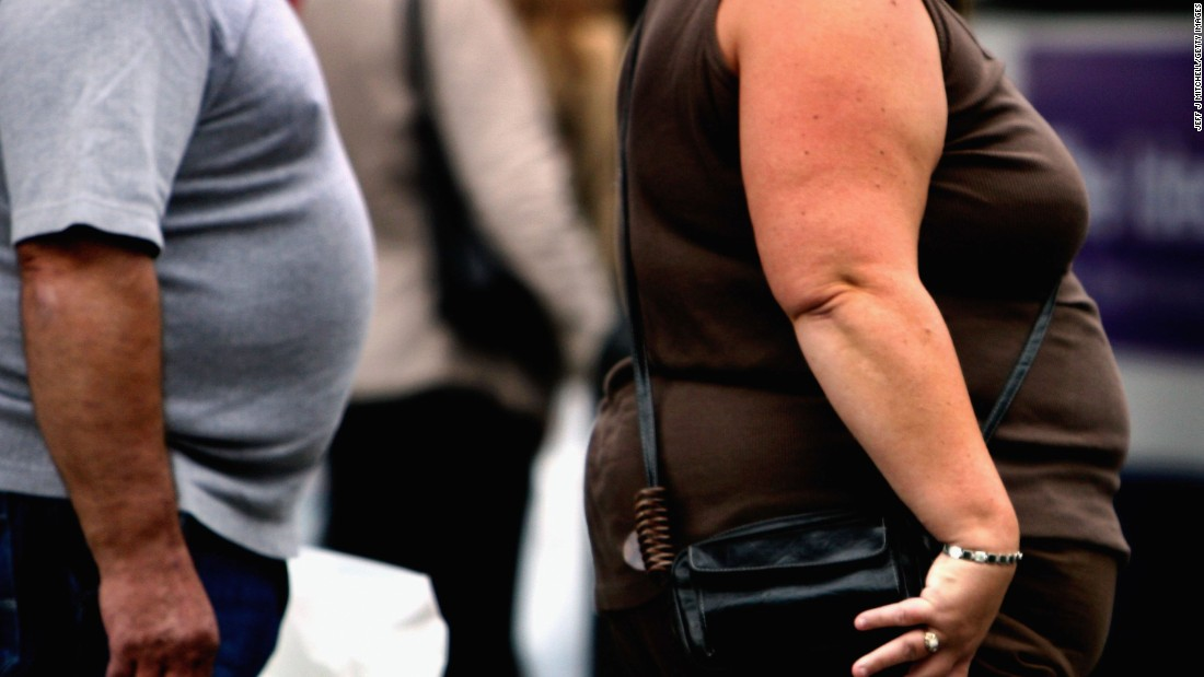 One Third Of World Now Overweight, With US Resulting The Route
