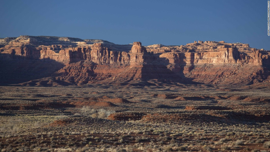 "President Obama designated the <a href=""http://www.cnn.com/2016/12/28/politics/obama-utah-monument/"" target=""_blank"">Bears Ears area in Blanding, Utah</a>, as a national monument on Wednesday, December 28. Obama said the designation for the 1.35-million-acre Bears Ears monument would ""protect some of the country's most significant natural, cultural and archaeological resources, including important ancestral grounds for numerous tribes."""