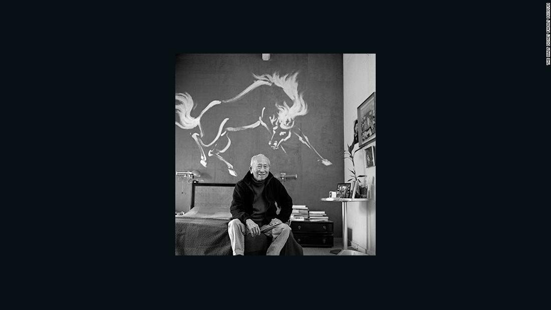 Walt Disney 'Bambi' Artist Dies At 106