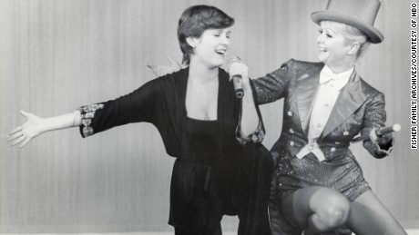 Carrie Fisher, Debbie Reynolds in HBO documentary 'Bright Lights'
