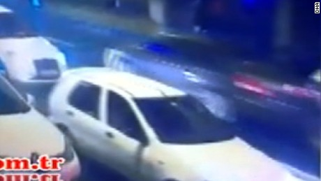 Istanbul attack: Video shows gunshots ricochet