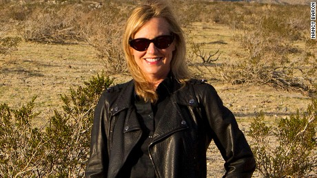 Photographer Nancy Baron