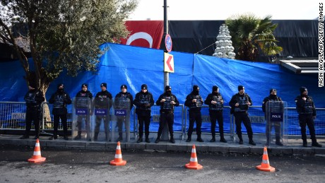 Turkish official: Signs point to 'jihadist attack'