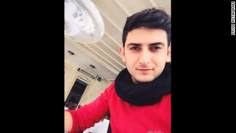 Burak Yildiz, a 22-year-old police officer, was killed in the attack on an Istanbul nightlclub