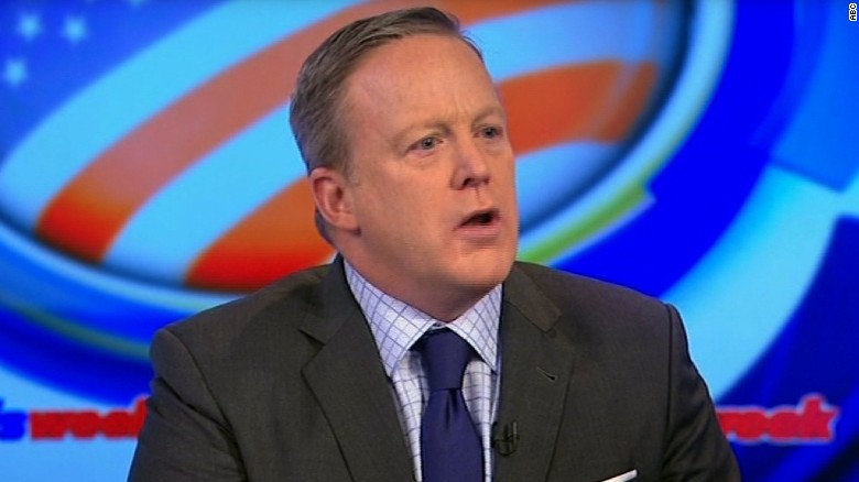 Spicer: Trump plans to 'repeal a lot'
