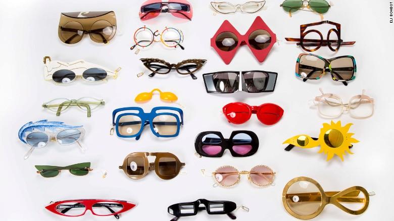 眼镜的演变 - wuwei1101 - 西花社