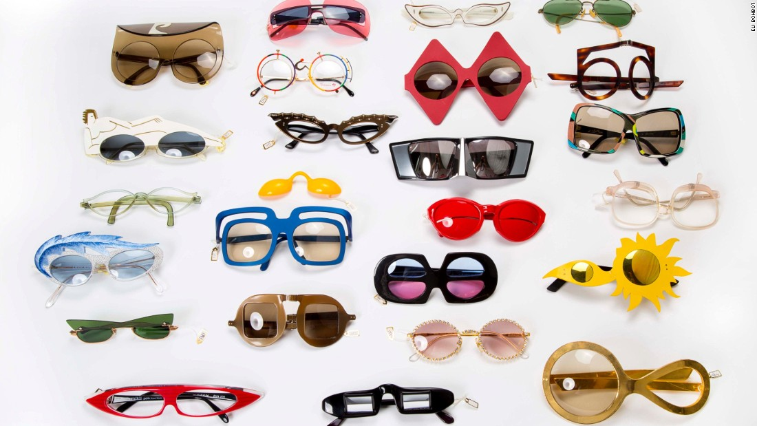 "<a href=""http://www.dmh.org.il/exhibition/exhibition.aspx?pid=45&catId=-1"" target=""_blank"">Overview</a>, an exhibition that traces the design evolution of eyewear, is currently on show at Design Museum Holon until April 29, 2017."