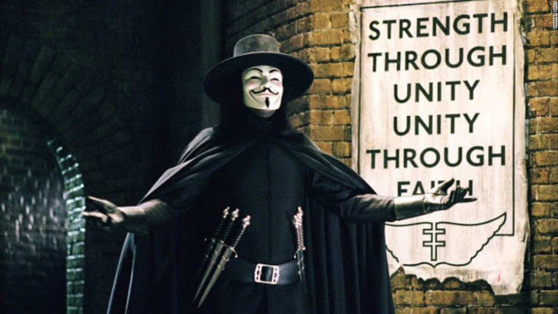 "<strong> ""V for Vendetta""</strong>: Natalie Portman stars in this futuristic thriller. <strong>(Netflix)</strong>"