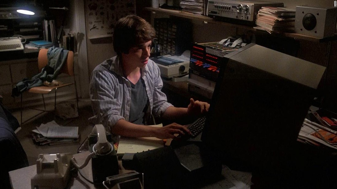 "<strong>""WarGames""</strong>: Revist the Cold War in this 1983 thriller starring Matthew Broderick, Dabney Coleman, John Wood, and Ally Sheedy. <strong>(Hulu)</strong>"