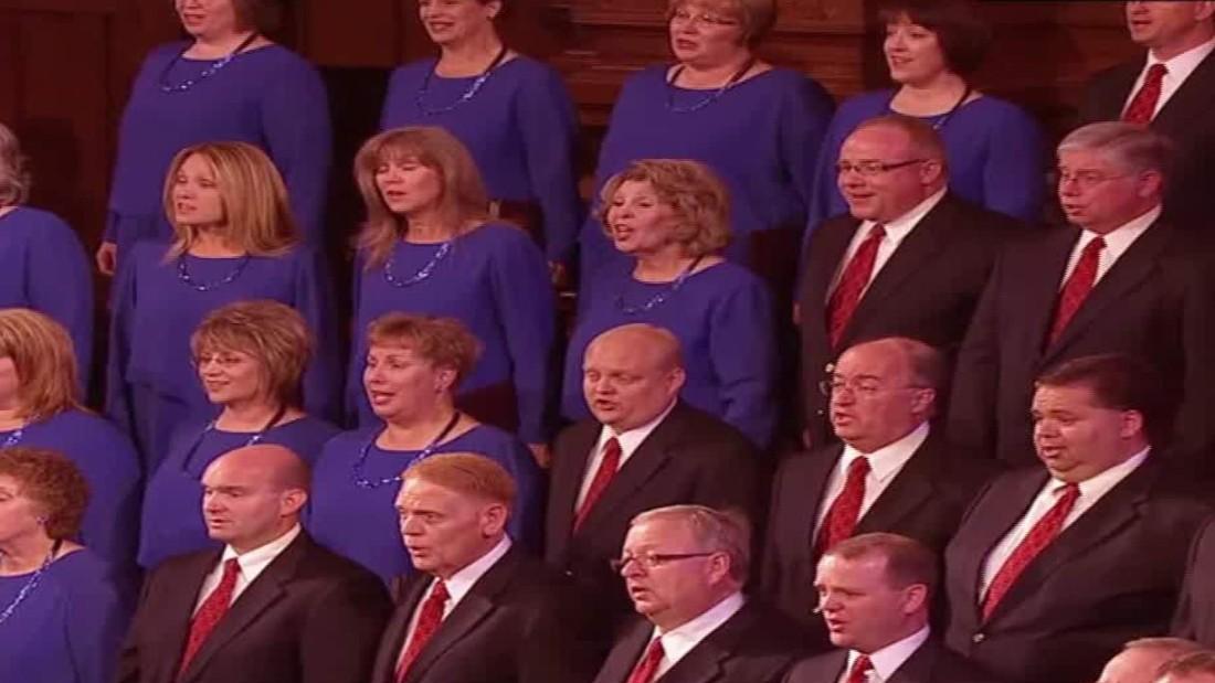 Choir member quits, won't sing for Trump - CNN Video