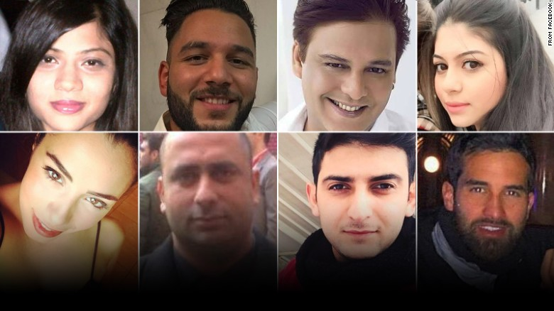 At least 27 foreigners dead in Istanbul attack