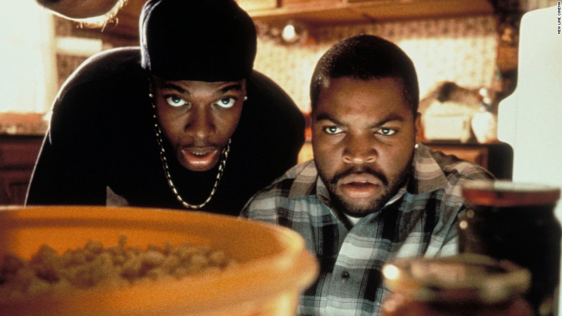 "<strong>""Friday"": </strong>Ice Cube and Chris Tucker star in this stoner comedy<strong>. (HBO Now)</strong>"