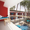 T3 Architecture Asia bioclimatic bagan hotel