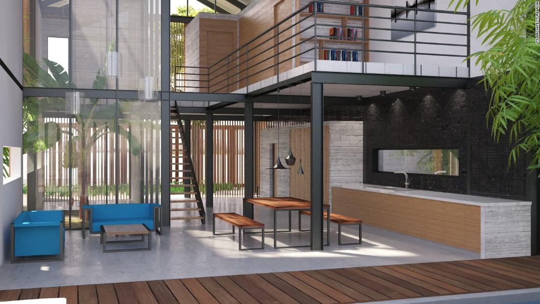 Bioclimatic Architecture Goes Back To Basics