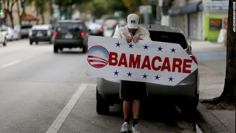 Senate passes bill to repeal Obamacare