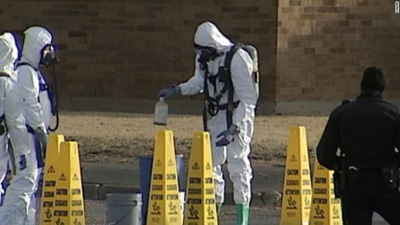 4 minors dead after pesticide treatment