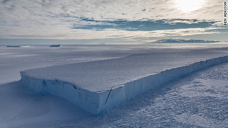 antarctica sea ice
