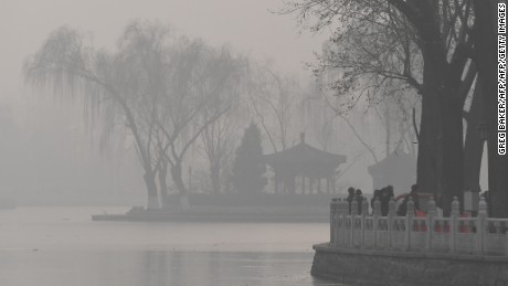 China gets tough on smog offenders