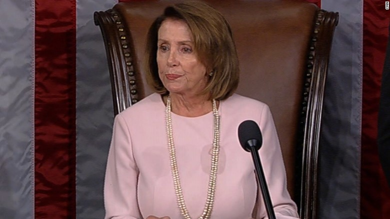 Pelosi: 'Democrats will stand our ground'