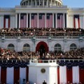 41 U.S. presidential inaugurations RESTRICTED