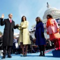 43 U.S. presidential inaugurations RESTRICTED