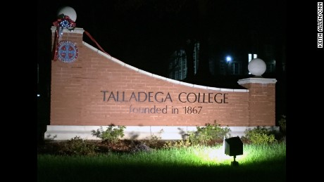 Talladega College, located in Talladega, Alabama, is a private, liberal arts college. It holds the distinction as Alabama's oldest private historically black college.