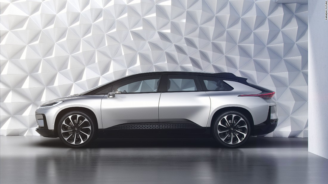 Buyers can reserve a FF 91 with a deposit of $5,000.