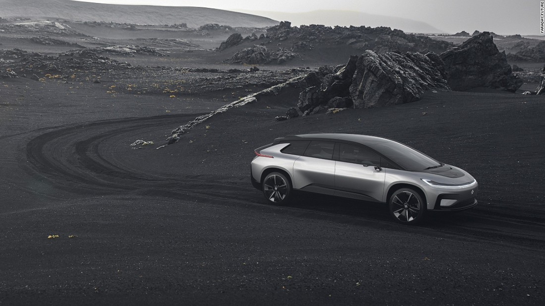 The first FF 91 cars are expected to be delivered in 2018 at the earliest.
