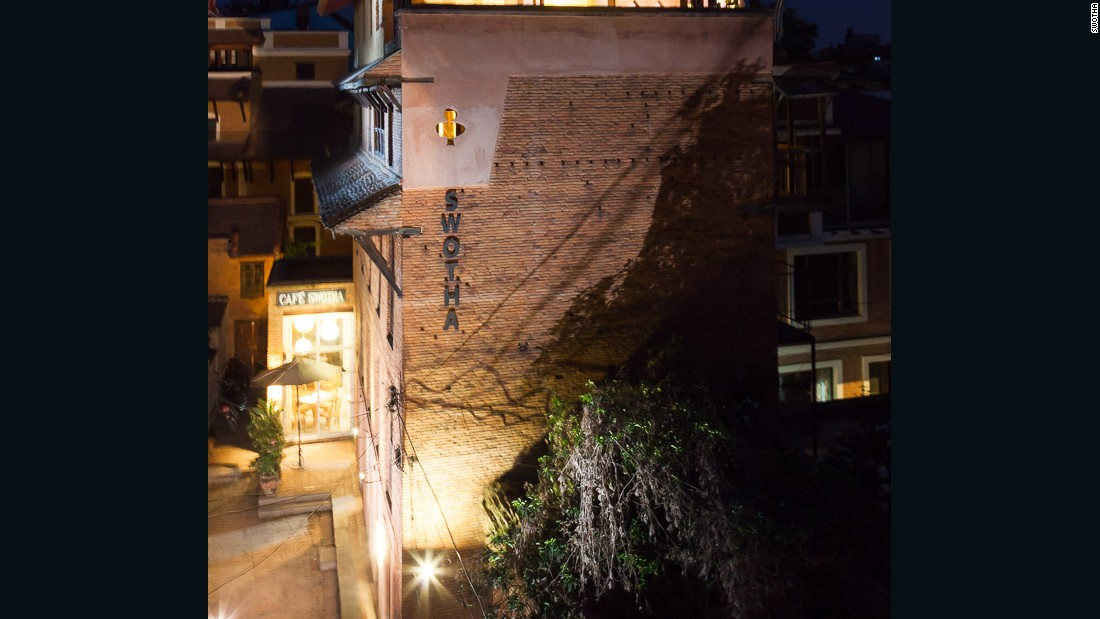 Founded by a group of architects in 2011, heritage hotel Swotha Traditional Homes has repurposed a 70-year-old structure in Patan.