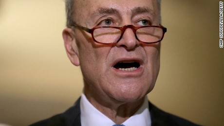 Chuck Schumer: Tom Price may have broken the law in stock transaction