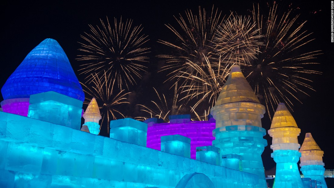 <strong>World's best snow festival?: </strong> The Harbin International Snow and Ice Festival has grown to become one of the biggest snow festival destinations in the world, joining the ranks of the Sapporo Snow Festival in Japan, Canada's Quebec Winter Carnival and Norway's Holmenkollen Ski Festival.