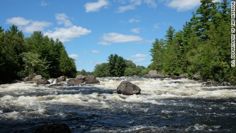 Katahdin Woods and Waters National Monument: One of country's newest national parks.