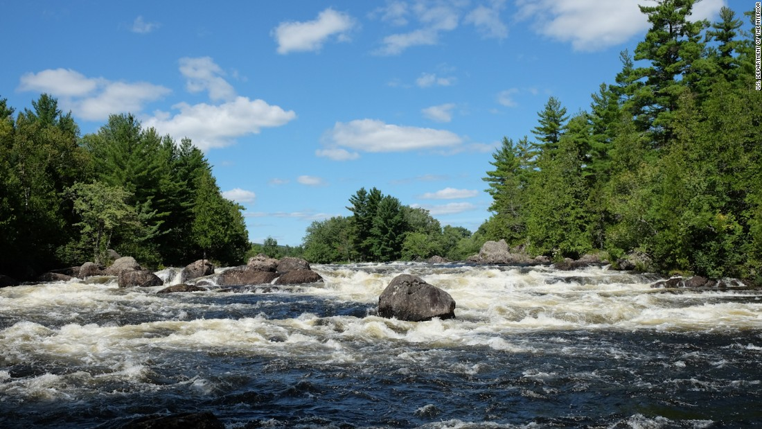<strong>Katahdin Woods and Waters National Monument, United States<strong></strong> <strong></strong>--</strong> One of the newest US National Park Service sites, the monument is open year-round for fans of Maine's snowy winter season and the more temperate times of year.