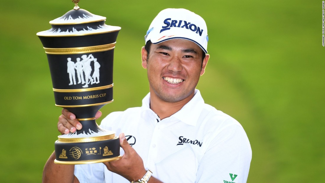 No male Asian golfer has ever topped the world rankings. Hideki Matsuyama will be hoping to change that in 2017. The 24-year-old is currently sixth after a breakthrough year which included three PGA Tour wins.