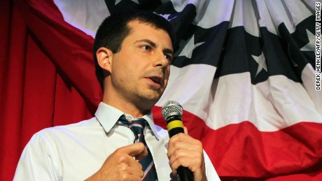 Indiana mayor Buttigieg enters DNC chair race