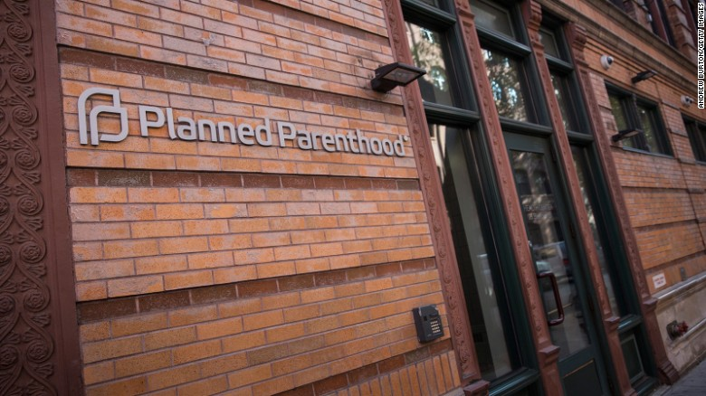 Trump gives states option to defund Planned Parenthood