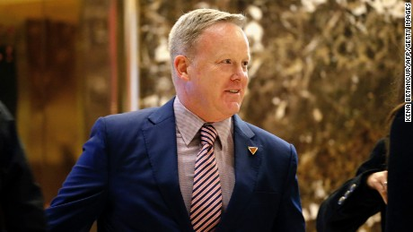 Trump's spokesman on Cabinet: 'It's not just about skin color or ethnic heritage'