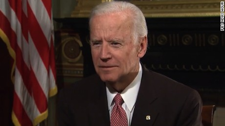Joe Biden PBS
