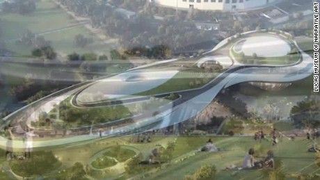 Cities battle for George Lucas' museum