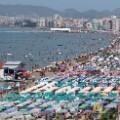17 spots albania beach