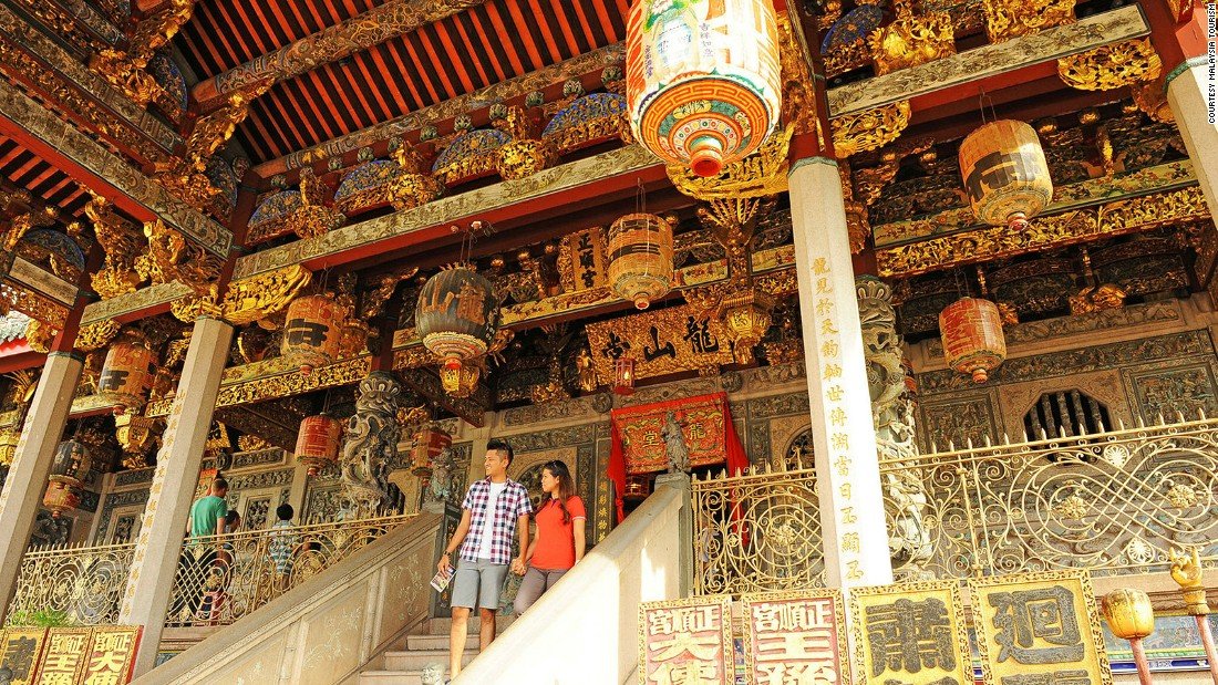 <strong>Malaysia -- </strong>An increase in visitors to Malaysian treasures such as Khoo Kongsi temple in Penang Island, is expected this year, just as the country celebrates its 60th birthday.