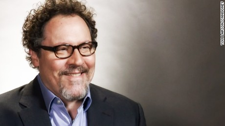 Jon Favreau still has to 'rattle off' his film credits
