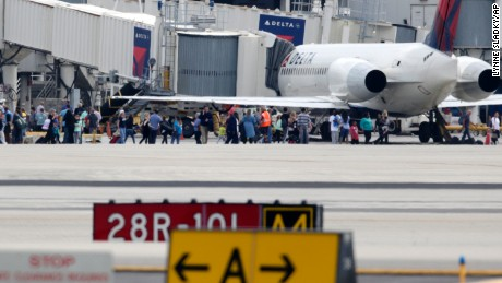 How secure are our airports?