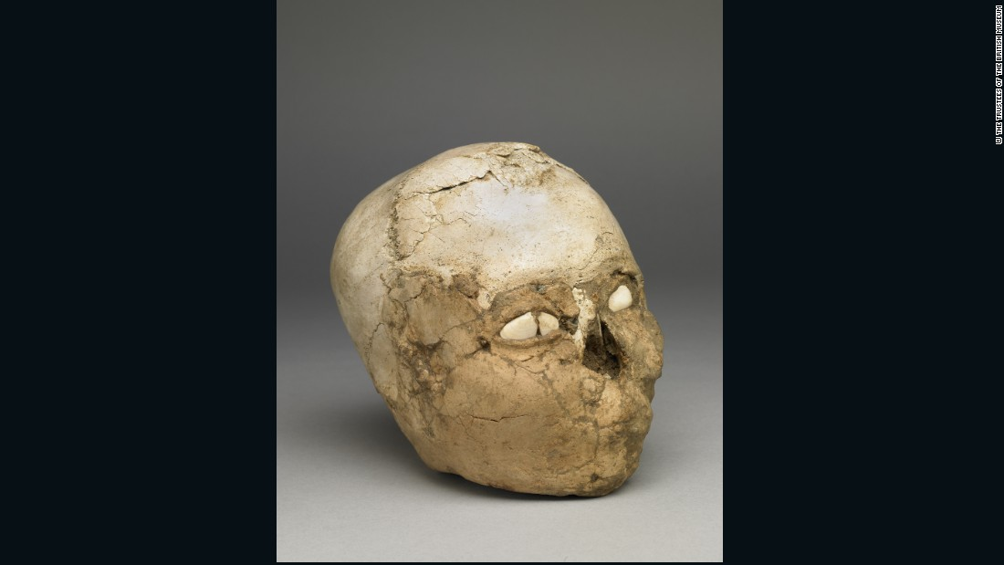 A 9,500-year-old skull gets a 3D makeover - CNN.com
