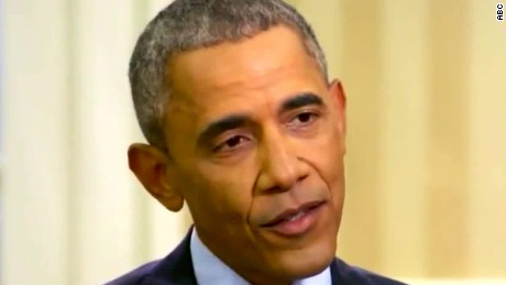 Obama: 'Vladimir Putin is not on our team'
