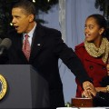 03 Sasha and Malia Obama FILE RESTRICTED