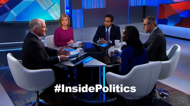 'Inside Politics' forecast: Obama's farewell